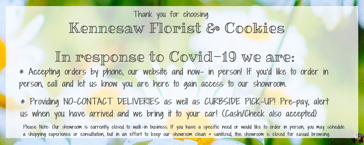 Flower Delivery to Kennesaw by Kennesaw Florist