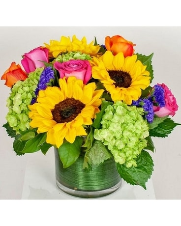Sunshine Happiness Flower Arrangement
