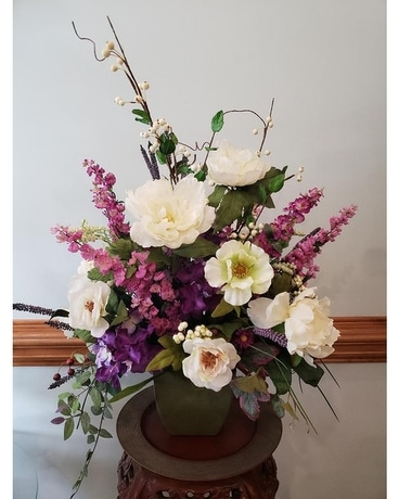 Lilac Dreams Flower Arrangement