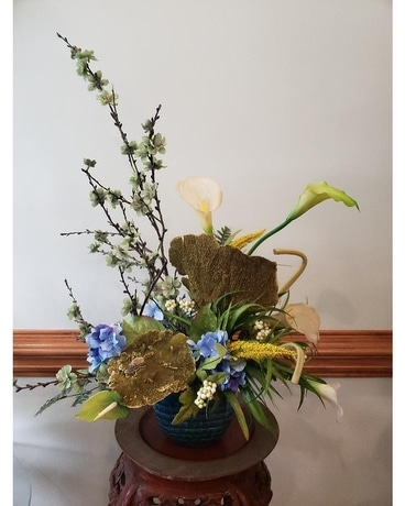 Wild in the Woods Flower Arrangement