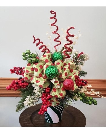 Razzle Dazzle Christmas Silk In Fayetteville Nc Anns Flower Shop