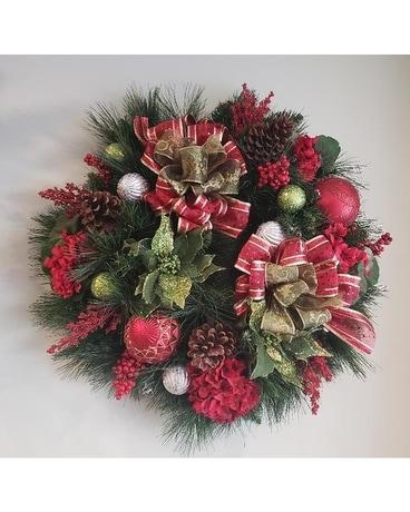 Glad Tidings Wreath