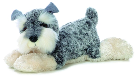 Ludwig the Miniature Schnauzer Dog, 20-0042