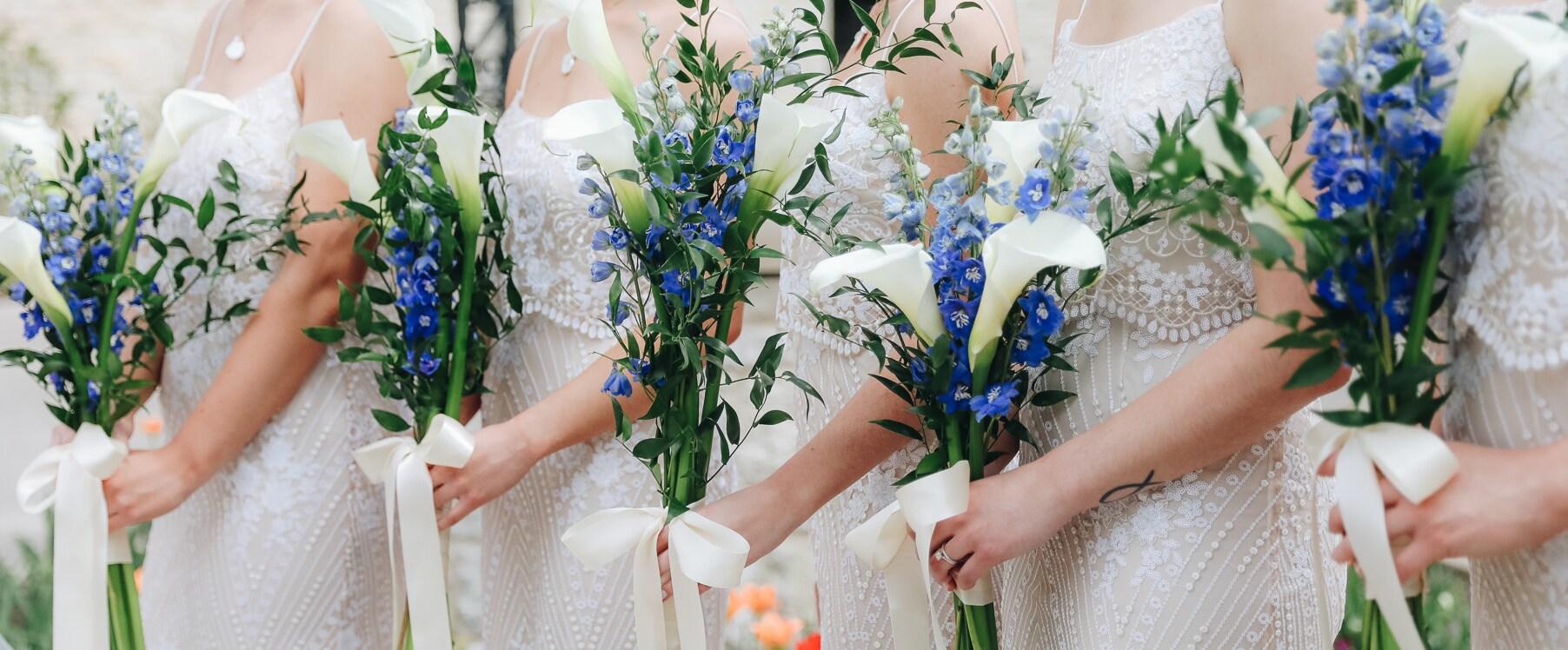 Felly's Flowers Wedding Consultation