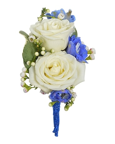 Boutonnieres by fellys flowers delivery madison wi fellys flowers quick view white spray rose boutonniere mightylinksfo
