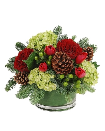 Christmas Wish Flower Arrangement