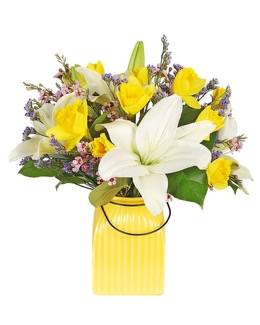 Spring Showers Flower Arrangement