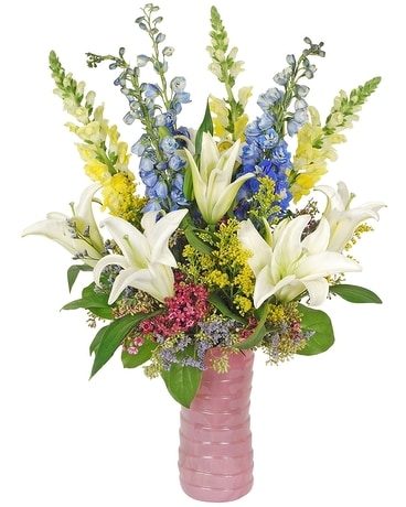 Scent of spring Flower Arrangement
