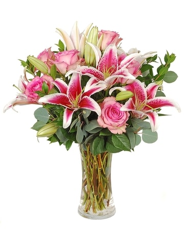 Simply Elegant Flower Arrangement
