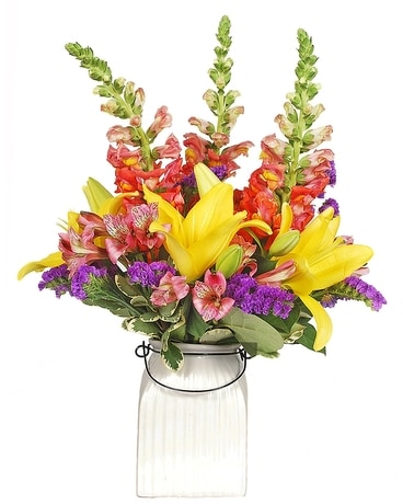 Summer Gem Flower Arrangement