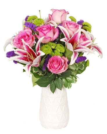 Bright Side Flower Arrangement