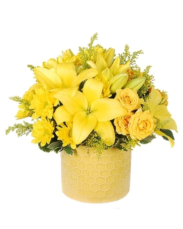 Sunshine Flower Arrangement