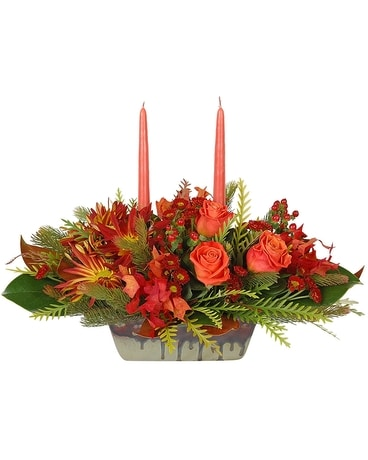 Fall Memories Flower Arrangement