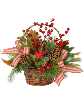 Season of Joy Flower Arrangement