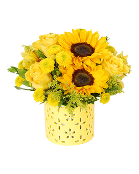 Sun Splash Flower Arrangement