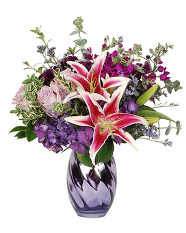 Spellbound Flower Arrangement
