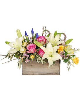 Garden Collection Flower Arrangement