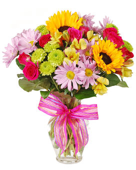 Appreciation Flower Arrangement