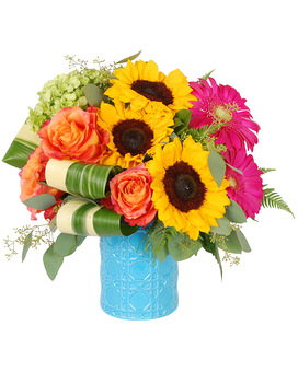 Summer Delight Flower Arrangement