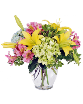 Grateful Expression Flower Arrangement