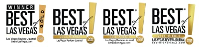 Best of Las Vegas awards