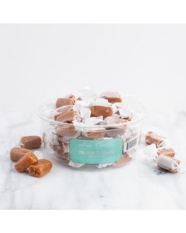 Sea Salt Caramels Tub Gifts