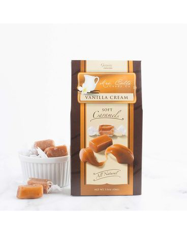 Vanilla Cream Soft Caramels Gifts
