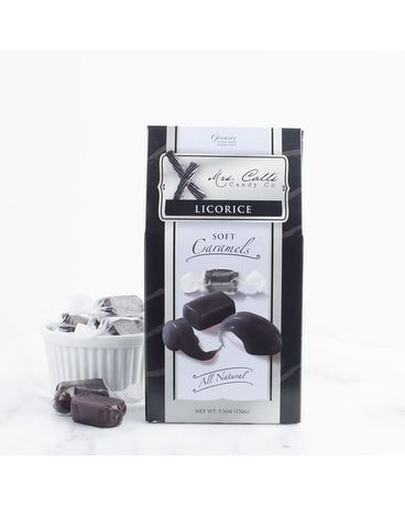 Licorice Soft Caramels Gifts