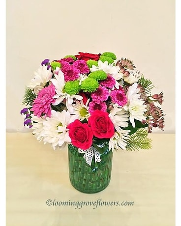 BGF5293 Flower Arrangement
