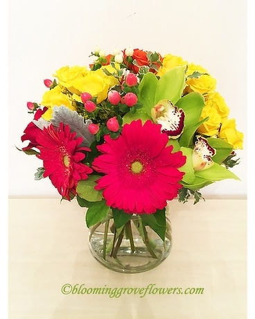 BGF8724 Flower Arrangement
