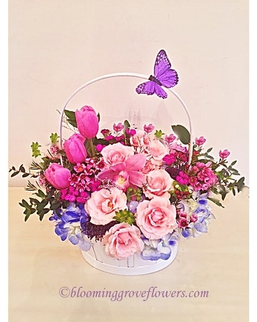 BGF9657 Flower Arrangement