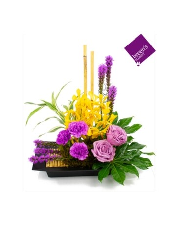 On Tropic Time Flower Arrangement