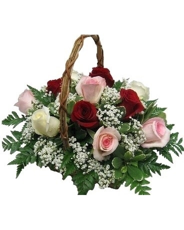 Basket of Love, Admiration & Purity