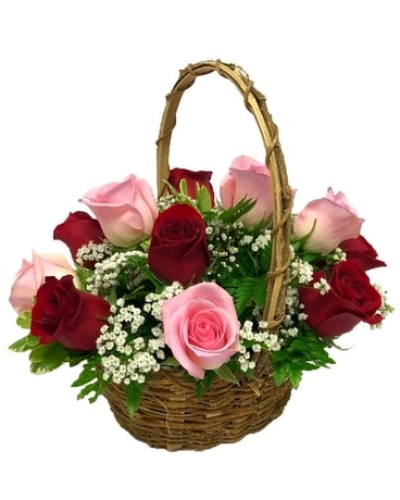 Basket of Love & Admiration