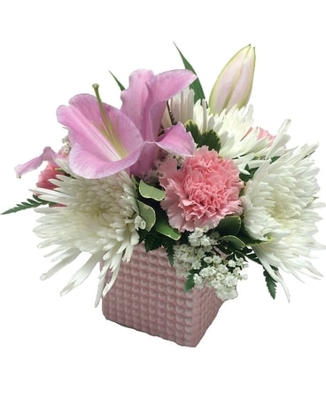 Pink Pearl Bouquet