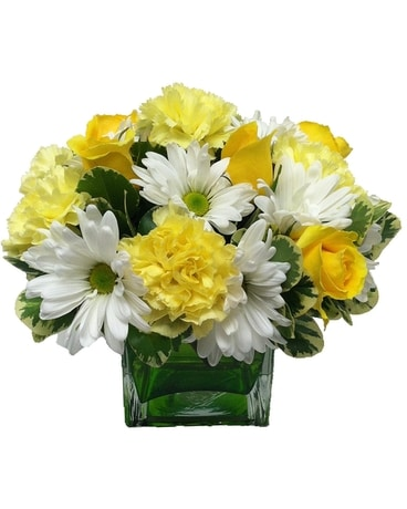 Summer Sunshine Flower Arrangement