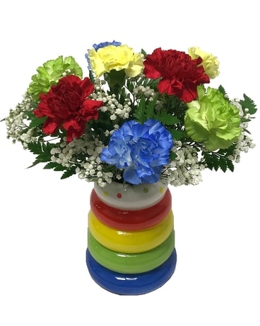 Play Time Flower Arrangement