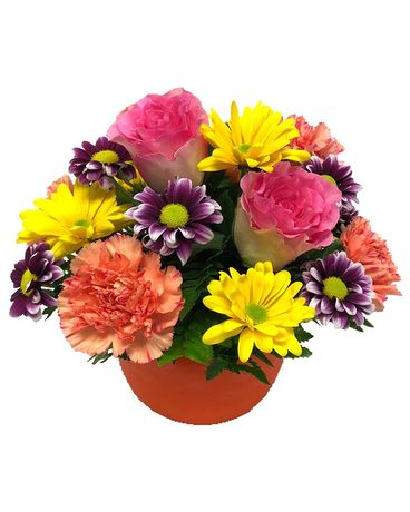 Summer Sunrise Flower Arrangement