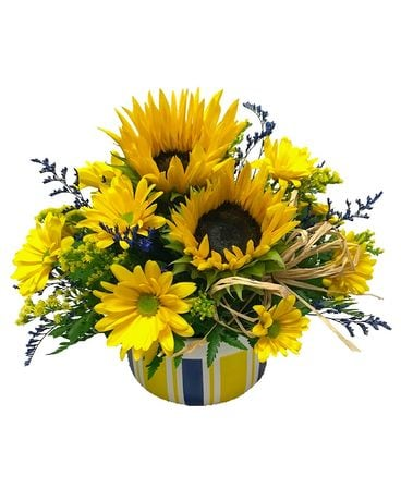 Touch of Sun Flower Arrangement
