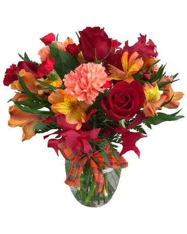 Fall For You Flower Arrangement