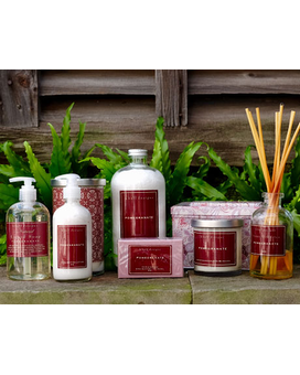 K. Hall Designs Fragrances - Pomegranate