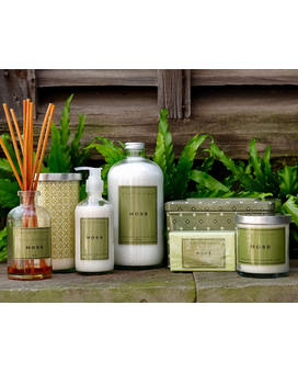 K. Hall Designs Fragrances - Moss