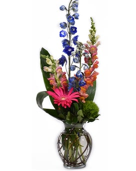 Shine Bright Flower Arrangement