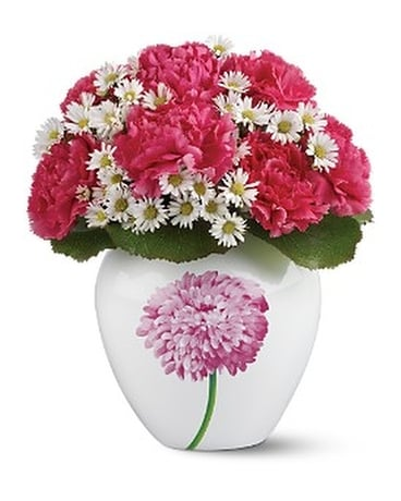 Teleflora's Sweet Mum Bouquet Custom product