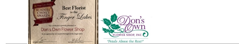 Geneva Florist - Flower Delivery by Don's Own Flower Shop