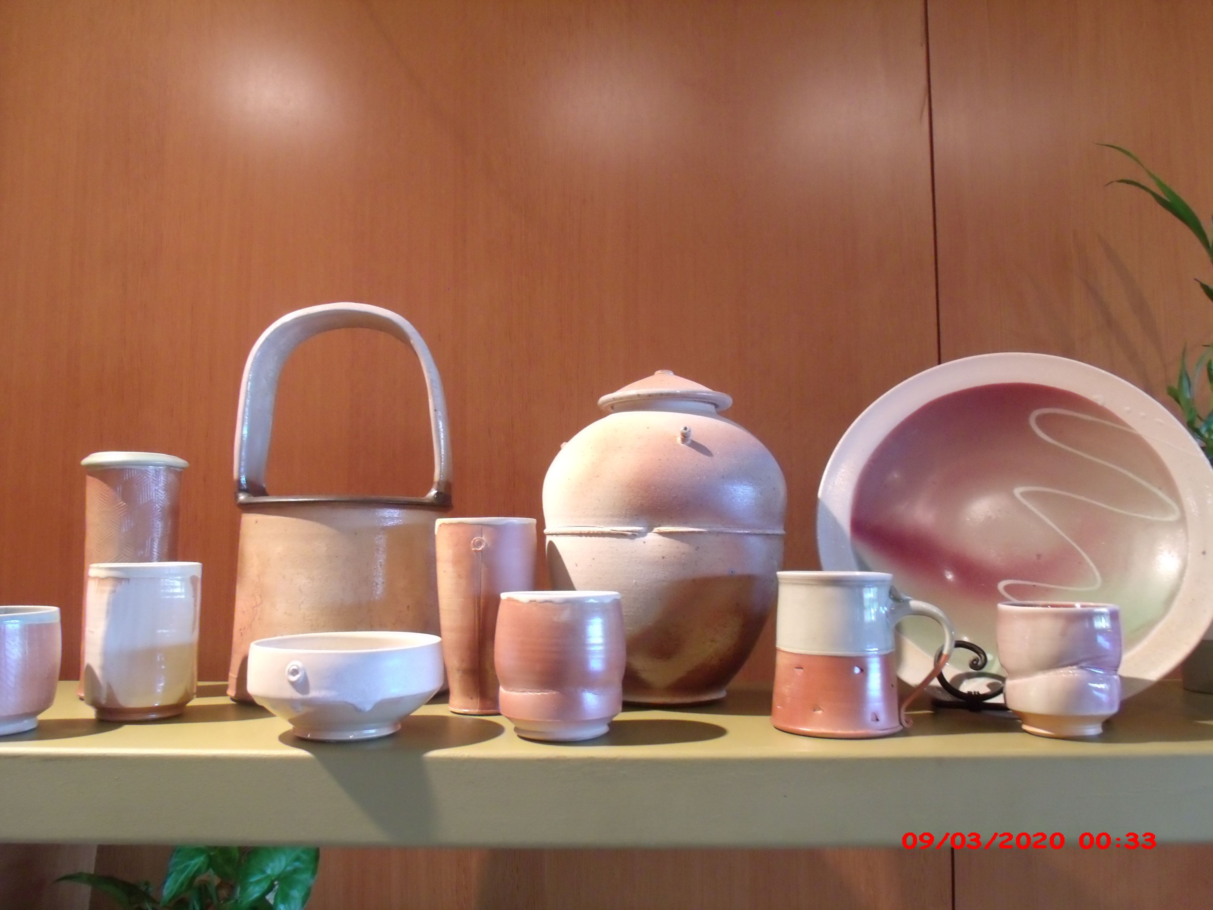 FALL SPECIAL  FEATURING RICK COX POTTERY, GO TO PAGE