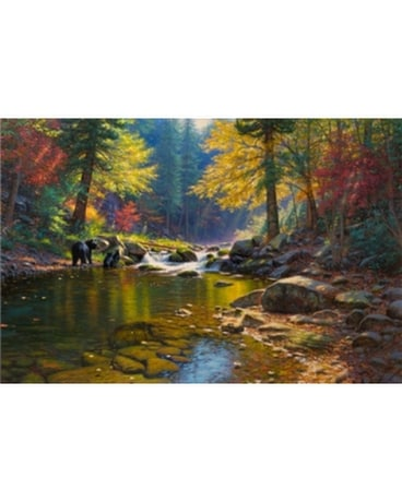 Seasons of Life Mini - Mark Keathley $ 195.00