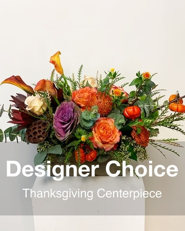 Fall Expression Flower Arrangement