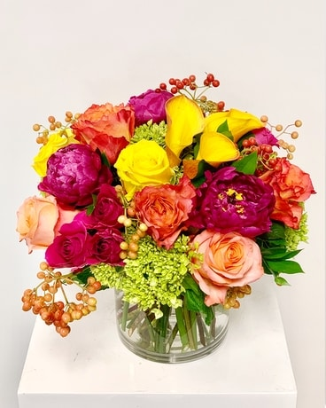 color your day Flower Arrangement