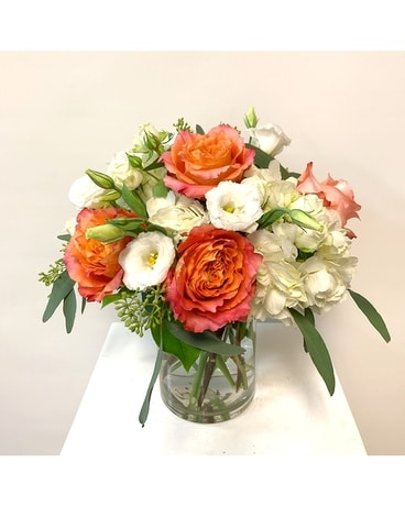 Sophisticated Lady Flower Arrangement